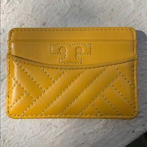 TORY BURCH card holder